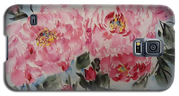 Floral8152012-2 Galaxy S5 Case by Dongling Sun
