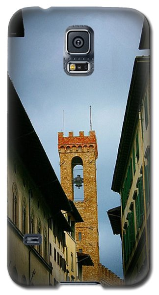 Galaxy S5 Case featuring the photograph Florence  by Henry Kowalski