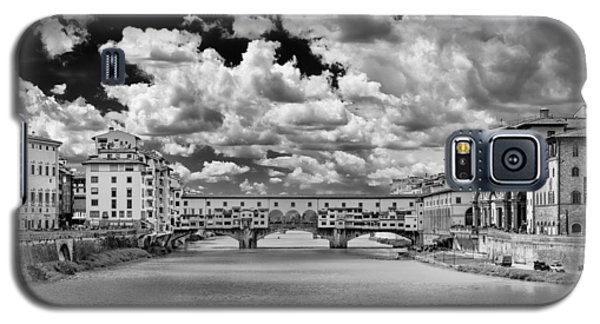 Florence Old Bridge Galaxy S5 Case