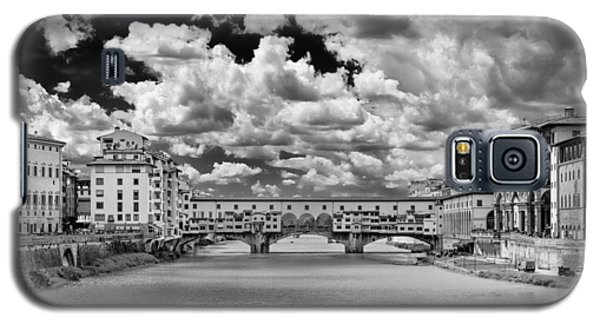 Florence Old Bridge Galaxy S5 Case