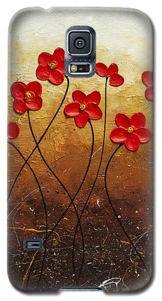 Flores De Mi Jardin 1 Galaxy S5 Case