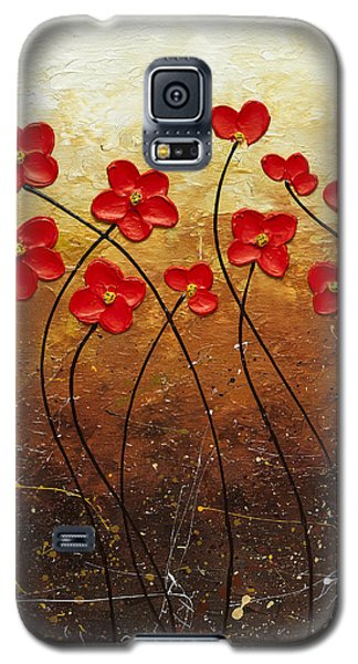 Flores De Mi Jardin 2 Galaxy S5 Case