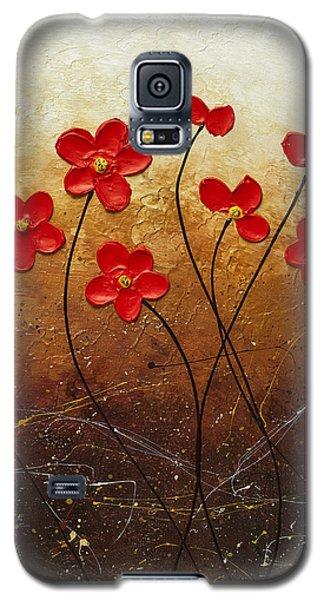 Flores De Mi Jardin 3 Galaxy S5 Case