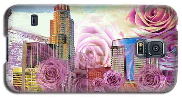 Las Flores De Los Angeles  Galaxy S5 Case