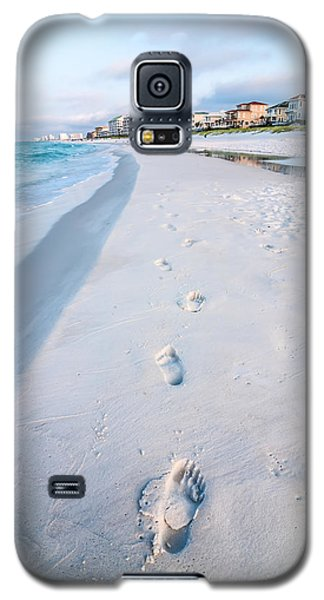 Florida Beach Scene Galaxy S5 Case