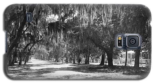 Galaxy S5 Case featuring the photograph Florida Daytona, C1901 by Granger