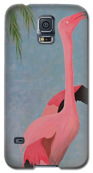Florida Flamingo Galaxy S5 Case by Tim Townsend