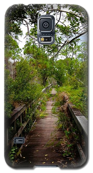 Florida Foliage Galaxy S5 Case