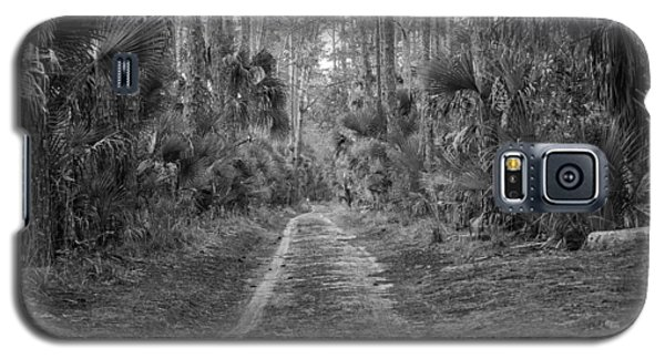Galaxy S5 Case featuring the photograph Florida Forest  Lan 381 by G L Sarti