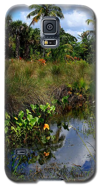 Florida Lagoon Galaxy S5 Case