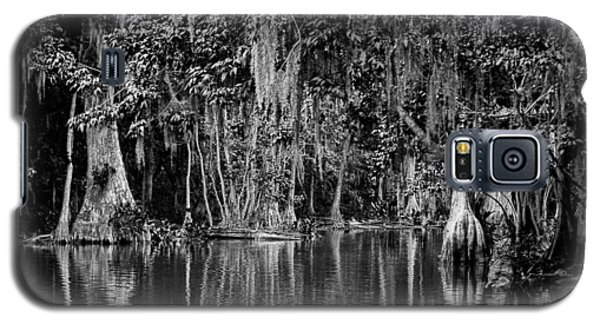 Florida Naturally 2 - Bw Galaxy S5 Case