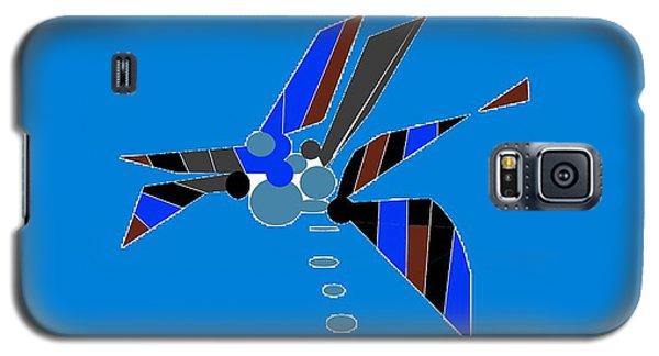 Florida Palm 2 Galaxy S5 Case by Ann Calvo