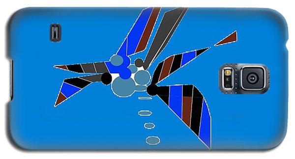 Florida Palm 2 Galaxy S5 Case