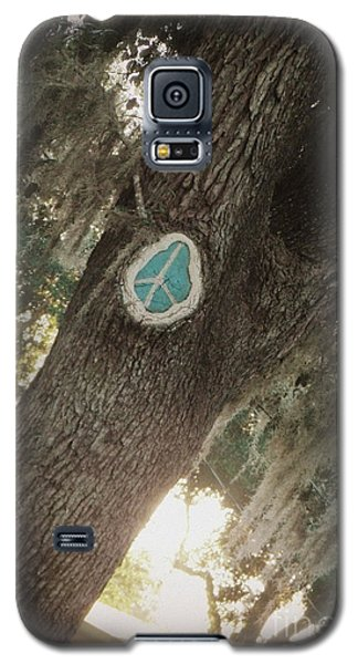 Galaxy S5 Case featuring the photograph Florida Peace by Valerie Reeves