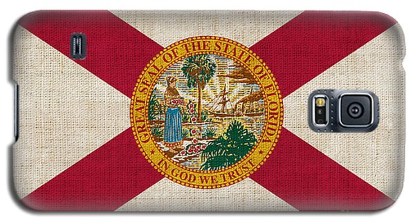 Florida State Flag Galaxy S5 Case by Pixel Chimp