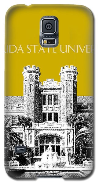 Florida State University - Gold Galaxy S5 Case by DB Artist