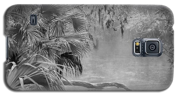 Galaxy S5 Case featuring the photograph Florida Swamp Lan 382 by G L Sarti