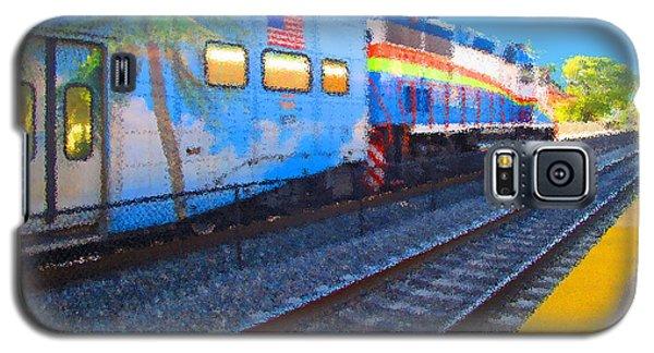 Florida Train Galaxy S5 Case
