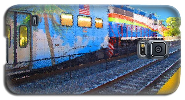 Florida Train Galaxy S5 Case