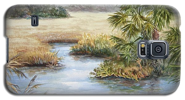 Florida Wilderness IIi Galaxy S5 Case by Roxanne Tobaison