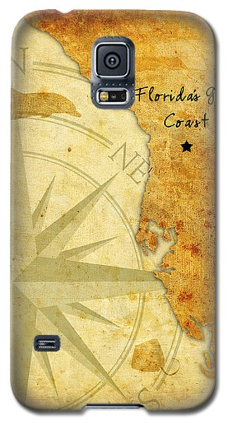 Florida's Gulf Coast Galaxy S5 Case