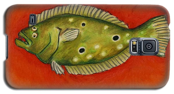 Flounder Galaxy S5 Case