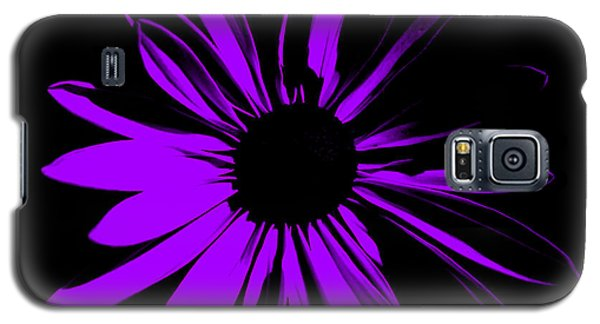 Galaxy S5 Case featuring the digital art Flower 10 by Maggy Marsh