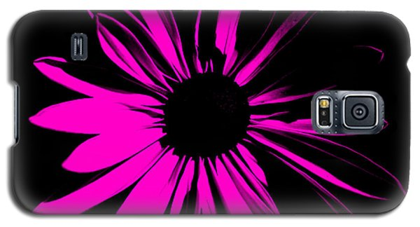 Galaxy S5 Case featuring the digital art Flower 6 by Maggy Marsh