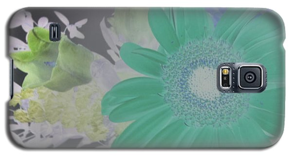 Flower Abstract Galaxy S5 Case