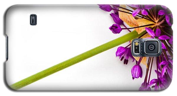 Flower At Rest Galaxy S5 Case