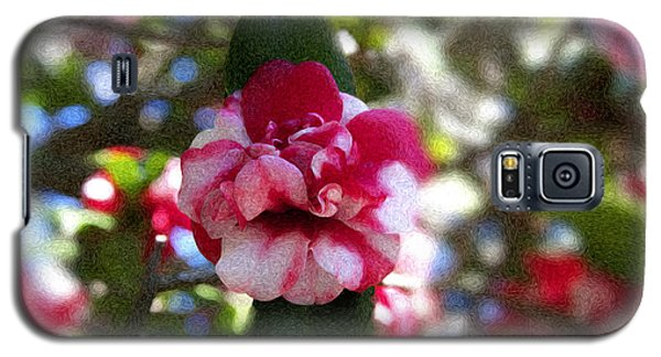 Galaxy S5 Case featuring the photograph Flower by Bill Howard