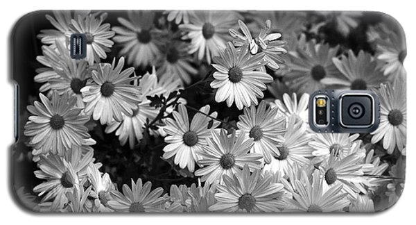 Galaxy S5 Case featuring the photograph Flower Bouquet by Silke Brubaker