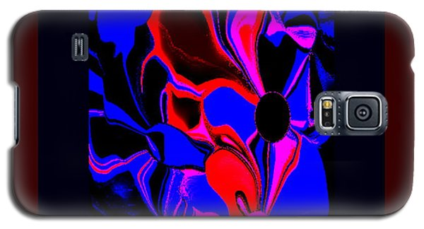 Flower Bush Galaxy S5 Case