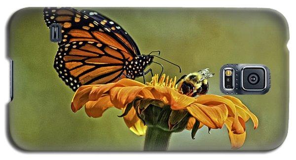 Flower Duet Galaxy S5 Case