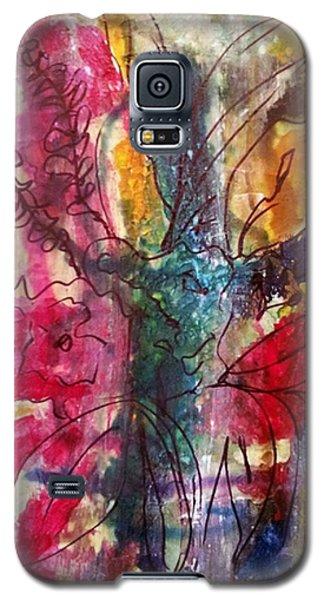 Flower Essence Galaxy S5 Case