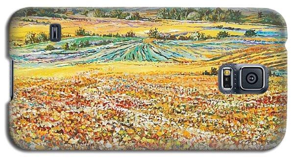 Flower Field Galaxy S5 Case