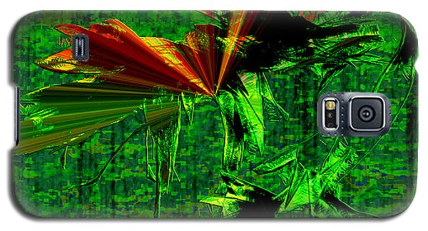 Flower Forest Galaxy S5 Case by Asok Mukhopadhyay