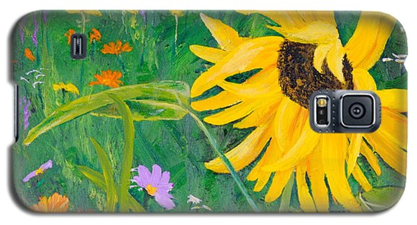 Flower Fun Galaxy S5 Case