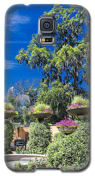 Flower Garden 04 Galaxy S5 Case