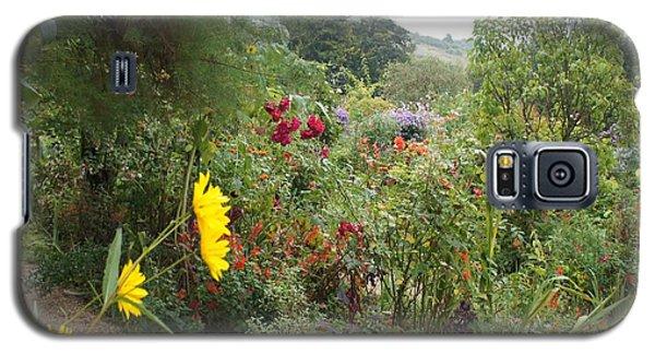 Flower Garden II Galaxy S5 Case