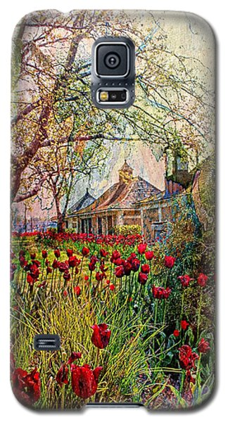 Flower Garden Series 02 Galaxy S5 Case