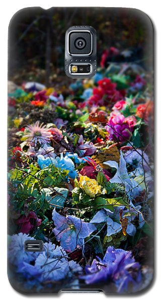 Flower Graveyard Galaxy S5 Case