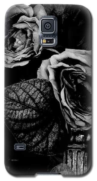 Flower Is Woman Galaxy S5 Case by Steven Macanka
