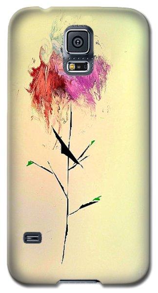 Flower Galaxy S5 Case by John Krakora
