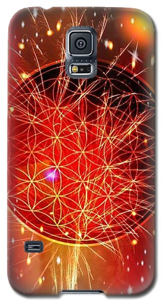 Flower Of Life  Galaxy S5 Case