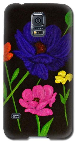 Flower Play Galaxy S5 Case