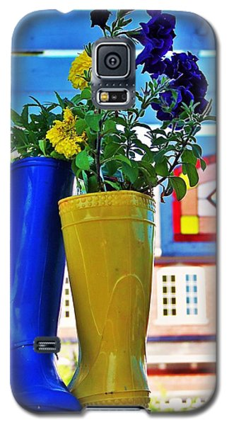 Flower Pots... Galaxy S5 Case