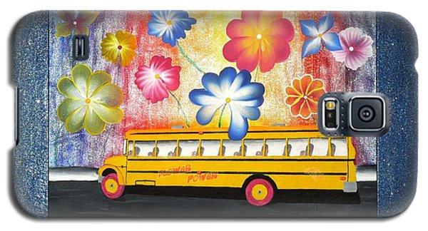 Flower Power Galaxy S5 Case by Ron Davidson
