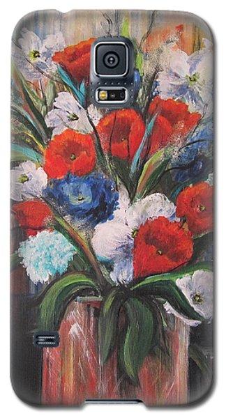 Flower Pride Galaxy S5 Case