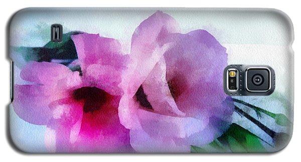 Flower Softly Galaxy S5 Case